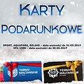 Rekreacja: Termy Maltańskie - Karty Podarunkowe, Poznań