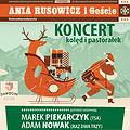 Imprezy: Ania Rusowicz i goście - koncert kolęd i pastorałek, Jarocin