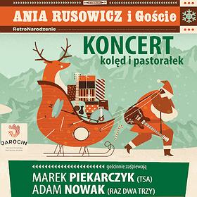 Imprezy: Ania Rusowicz i goście - koncert kolęd i pastorałek