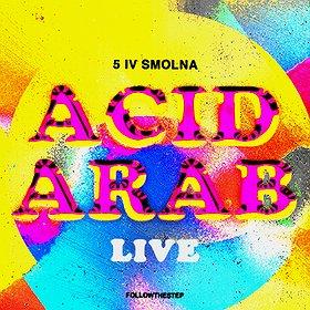 Koncerty: Acid Arab