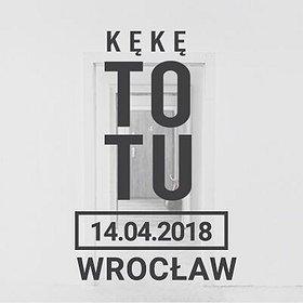 Koncerty: KęKę - Wrocław