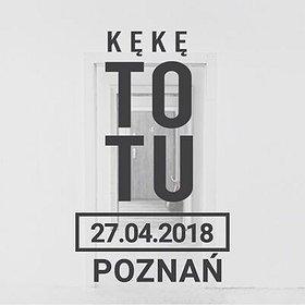 Koncerty: KęKę - Poznań