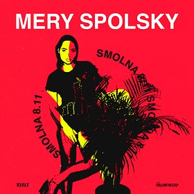 Koncerty: Mery Spolsky