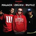 Koncert Zbuku/Małach/Rufuz Białystok