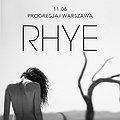 Koncerty: Rhye, Warszawa