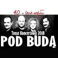 Koncerty: 40-lecie zespołu Pod Budą, Zabrze