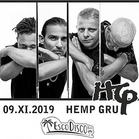 Hip Hop / Reggae: Hip Hopowa Noc w EscoDiscoBar
