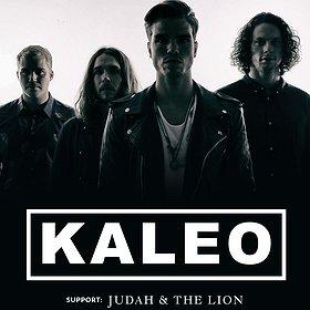 Koncerty: Kaleo