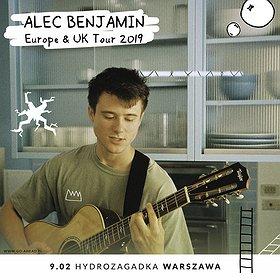 Koncerty: Alec Benjamin