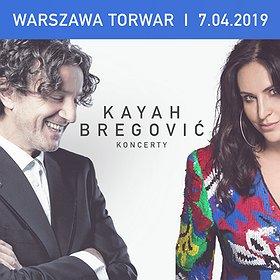 Bilety na Kayah Bregović - Warszawa