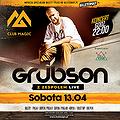 Hip Hop / Reggae: Koncert z zespołem GrubSon & live Band, Krzyżanowice