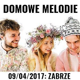 Concerts: DOMOWE MELODIE