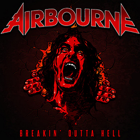 Koncerty : Airbourne