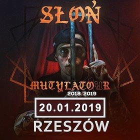 Koncerty: Słoń - Rzeszów