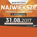 Events: Największe zakończenie lata w Wielkopolsce, Jarocin