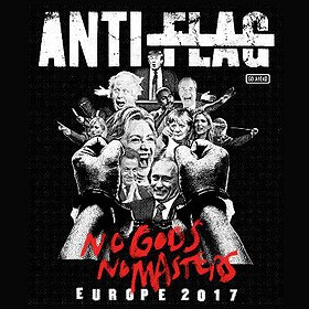 Koncerty: Anti-Flag