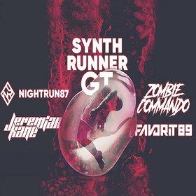 Koncerty: Synth Runner GT /  Kraków