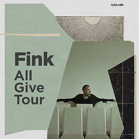 "Koncerty: FINK ""All Give Tour"" - Gdańsk"