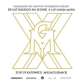 Bilety na Kali Ganja Mafia XX-Lecie