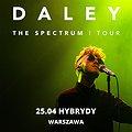 Koncerty: Daley, Warszawa