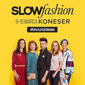 Bilety na Slow Fashion #13 - Przedwiośnie