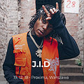 Koncerty: J.I.D, Warszawa