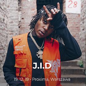 Concerts: J.I.D