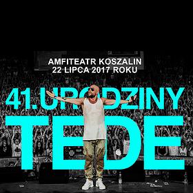 Koncerty: 41. Urodziny TEDE