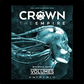 Koncerty: Crown The Empire
