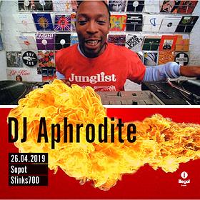 Muzyka klubowa: DJ Aphrodite w Sopocie