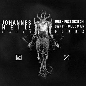 Clubbing: Ritualis 3: Johannes Heil / Jurek Przeździecki