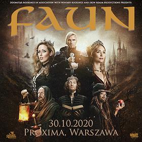 Koncerty: Faun