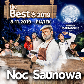 "SPA: Noc Saunowa ""The best of 2019"""