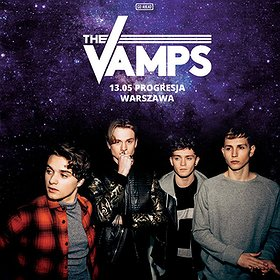 Bilety na The Vamps