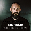 Imprezy: TEMPERAMENTAL PRESENTS a I0SOUND PARTY WITH EINMUSIK - Einmusika / Katermukke, Sopot