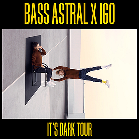 Muzyka klubowa: Bass Astral x Igo / 30.11 / Kraków