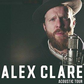 Koncerty: Alex Clare - Kraków