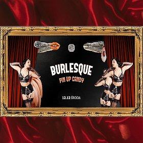 Imprezy: Burlesque w Próżności vol. 3 - Pin Up Candy