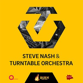 Koncerty: STEVE NASH & TURNTABLE ORCHESTRA TOUR 2017