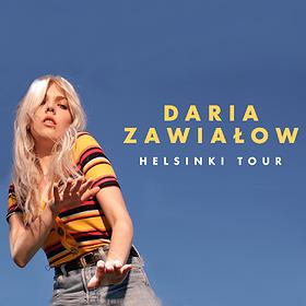 """Koncerty: Daria Zawiałow 'Helsinki Tour"""" - Szczecin"""