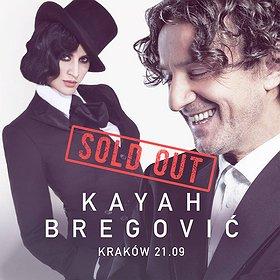 Koncerty: Kayah i Bregović - Kraków