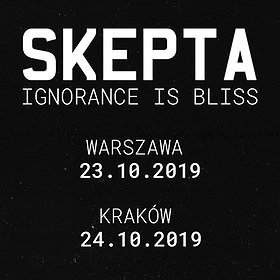 Hip Hop / Reggae: Skepta - Kraków