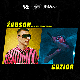 Hip Hop / Reggae: ŻABSON premierowo + GUZIOR