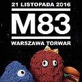Koncerty: M83, Warszawa
