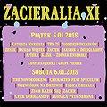 Koncerty: Zacieralia 2018, Warszawa