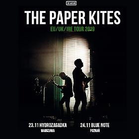 Koncerty: The Paper Kites - Warszawa