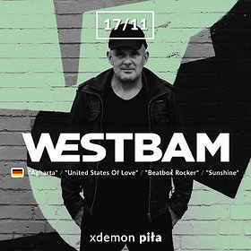 Koncerty:  Westbam X-DEMON PIŁA