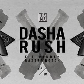 Imprezy: Ritualis #4: Dasha Rush / Aksamit / Gary Holldman