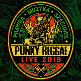 Koncerty: Punky Reggae Live 2019 - Kraków