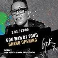 Imprezy: Gok Wan DJ Tour - Grand Opening, Warszawa